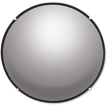 See All N18 Circular Glass Indoor Convex Security Mirror 18  Diameter  Pack of 1