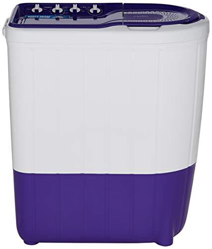 Whirlpool 7 Kg Semi-Automatic Top Loading Washing Machine (SUPERB ATOM 7.0, Purple, TurboScrub Technology)