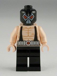 LEGO Super Heroes: Bane Minifigura