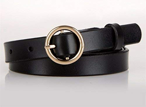 BOLAWOO-77 Cinturón Práctico Y Elegante Fuerza Cinturón Hebilla La Y Mode De...