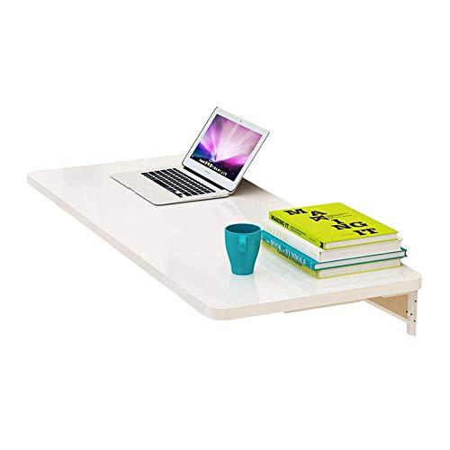 ZXYY aan de muur gemonteerde Drop-Leaf opvouwbare tafel plank beugels voor keuken eetkamer Office Kinderen Houten Computer Bureau (Maat: 90x30cm)
