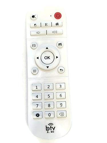 New Remote Control for BTV Android Box 2.4G