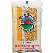 Why Choose Fancy Farm Premium Popcorn 16 Oz. Kit, 24 Per Case