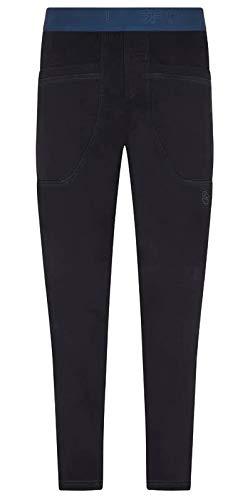 La Sportiva Dyno Jeans Men - Kletterhose, Größe:S, Farbe:Black/Opal