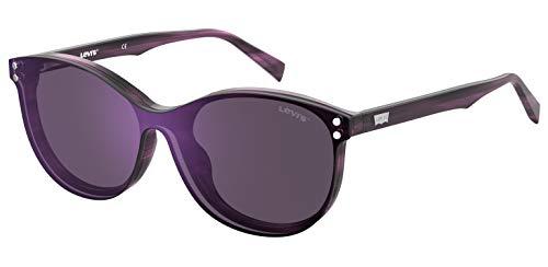 Levi's Gafas de sol ovaladas Lv 5012/Cs para mujer