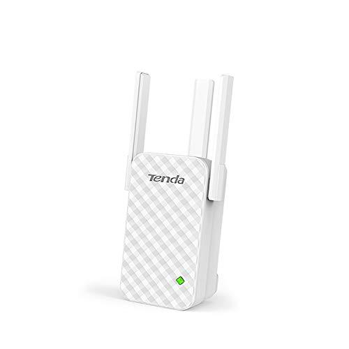 MeterMall Repetidor inalámbrico WiFi A12 Extensor de Alcance inalámbrico Universal Mejora de recepción de Ap Alta Compatible con enrutador EU Plug