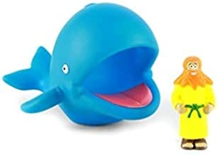 M&M's Jonah & Whale Action Figure from Beginners Bible