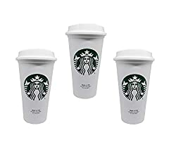 Image of Starbucks Reusable Cup To...: Bestviewsreviews