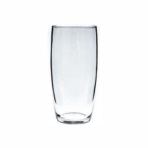 Arcoroc ARC 33027 Baril Trinkglas, Wasserglas, Saftglas, 250ml, mit Füllstrich bei 0.2l, Glas, transparent, 12 Stück