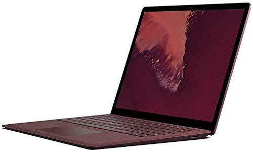 Microsoft Surface Laptop 2 (Intel Core i7, 16 GB RAM, 512 GB) – Burgunderrot (erneuert)