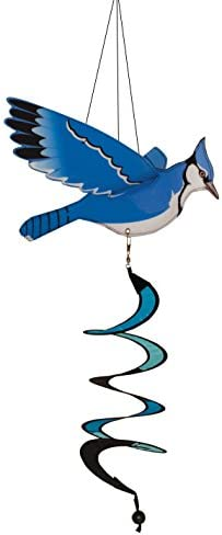 In the Breeze Blue Jay Theme Twister product image