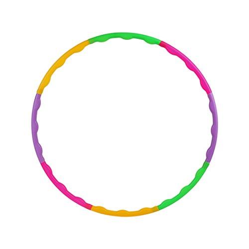 Multicolore paillettes enfants adultes Hula Hoop polypro Indoor Outdoor Fitness UK