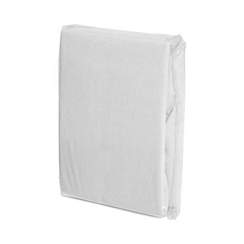 Fillikid Drap-housse en Tencel® 40 x 90 cm drap-housse, blanc