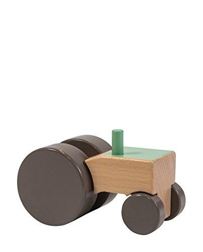 Sebra Traktor aus Holz, Green