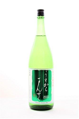 まんさくの花 金賞受賞蔵 秋田のお酒 まんさくの花 特別純米 うまから万んさく 1.8L
