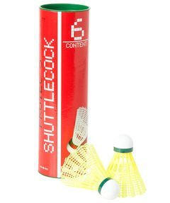 OLIVER Badmintonball gelb-langsam yellow-slow by Oliver