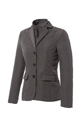 Tucano Urbano 899WF042GR7 FRECCIA - Classic winddicht en waterafstotend dames blazer, grijs, maat XXL