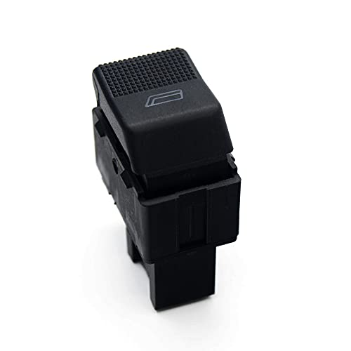 Interruptor de Ventana Botón de interruptor de ventana eléctrica Compatible con VW Hatchback Lupo 6x1 POLO 6N2 6E1 SEAT IBIZA SEAT CORDOBA 6K2 SALOON 6X0959855B Durabilidad ( Color : 1 PCS )