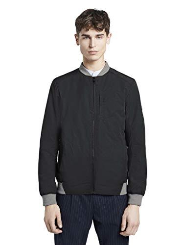 TOM TAILOR Denim Jacken Moderne Bomberjacke Black, XS, 29999, 2999
