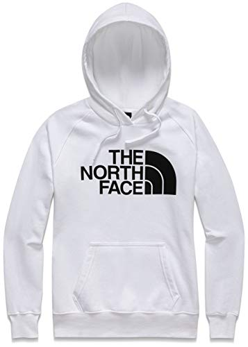 The North Face - Sudadera con Capucha para Mujer, Negro, Blanco (TNF White/TNF Black), X-Large