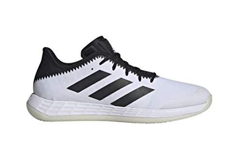 adidas Adizero FastCourt M, Zapatillas Hombre, FTWBLA/NEGBÁS/Rojsol, 44 EU