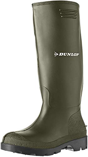 Dunlop Protective Footwear (DUO18) 380VP.43 Zapatillas de Deporte Exterior, Green, 43
