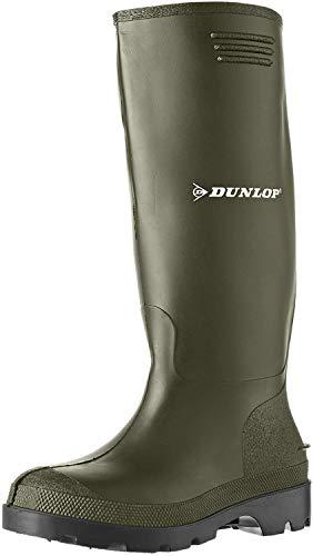 Dunlop Protective Footwear Unisex Pricemastor Stiefel, Grün, 47 EU