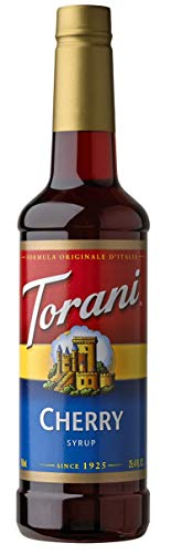 Torani Sirup Cherry 750 ml Flasche