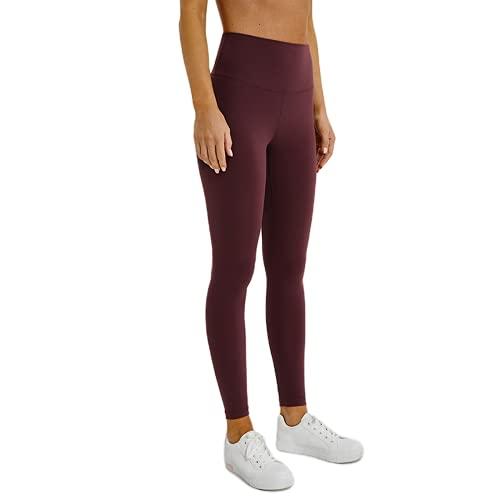 QTJY Pantalones de Yoga elásticos para Mujer, Cintura Alta, Cadera, Cadera, Slim fit, Pantalones para Correr, Push-up, Gimnasio, Celulitis, Pantalones de Fitness D S