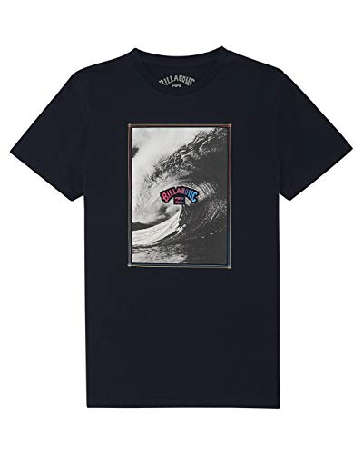 BILLABONG Jungen T-Shirt The Inside SS Tee BO, Navy, 16, S2SS14
