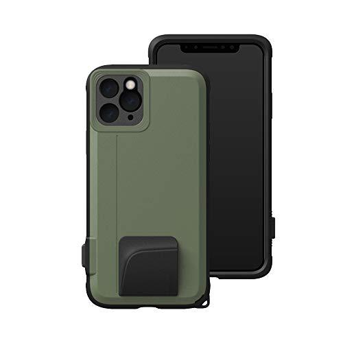 【国内正規品】bitplay SNAP! CASE 2019・物理シャッターボタン搭載iPhoneケース (iPhone 11 PRO MAX, グリーン)