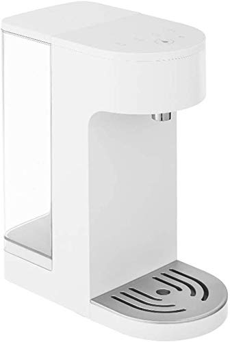 QIANMEI Dispensadores de Agua Caliente Dispensadores de Agua Caliente | 8 Tipos de selección de Salida de Agua | 3S Dispensador de Agua instantánea | Control de Temperatura múltiple, 4 litros