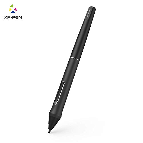 XP-PEN P02S Eingabestift Digital Stylus Aufladbarer Stift für Artist 16 Pro,Artist 22 Pro, Artist 22E Pro Grafiktablett