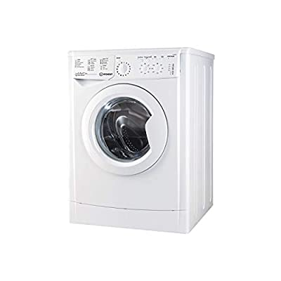 Indesit WC91282ECO EcoTime 9kg 1200rpm Freestanding Washing Machine - White