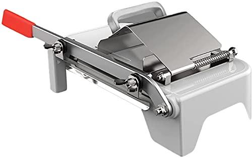 FCPLLTR Rebanador de Carne de Acero Inoxidable cortadoras de Carne congelada congelada y Cordero de Cordero Grosor Manual de Carne y Verduras cortadoras de Carne y Verduras Gadget