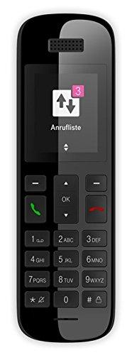 Telekom T-COM Speedphone 10 schwarz OHNE Ladeschale, zum Ersatz / Erweiterung