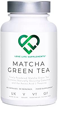 """Matcha Green Tea Extract by LLS 
