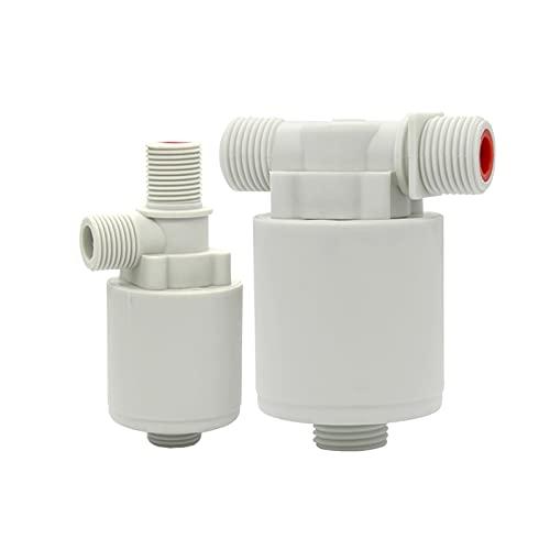 Nixi888 Válvula de Control de Nivel de Agua automática G1 / 2 G3 / 4 Válvula de Bola Flotante Tanque de Agua Torre de Agua Tanque Tanque Válvula de Bola Flotante Válvula de Control Interior Vertical