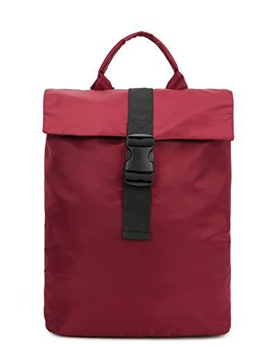 Mi-Pac Mi-Day Pack SP Nylon - Burgundy Mochila tipo casual 39 Centimeters 20 Rojo (Burgundy)