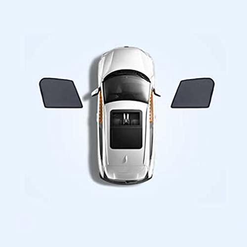 WQNM Parasol de malla para coche, protección de privacidad para Nissan Paladin T70, accesorios antipeeping (color delantero, 2 piezas, tamaño: T70)