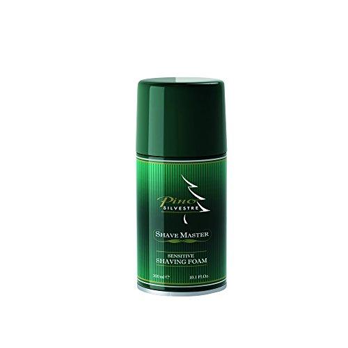 Pino Silvestre Sensitive Shaving Foam sanfter Schiuma da Barba, 1er Pack (1X 300ML)