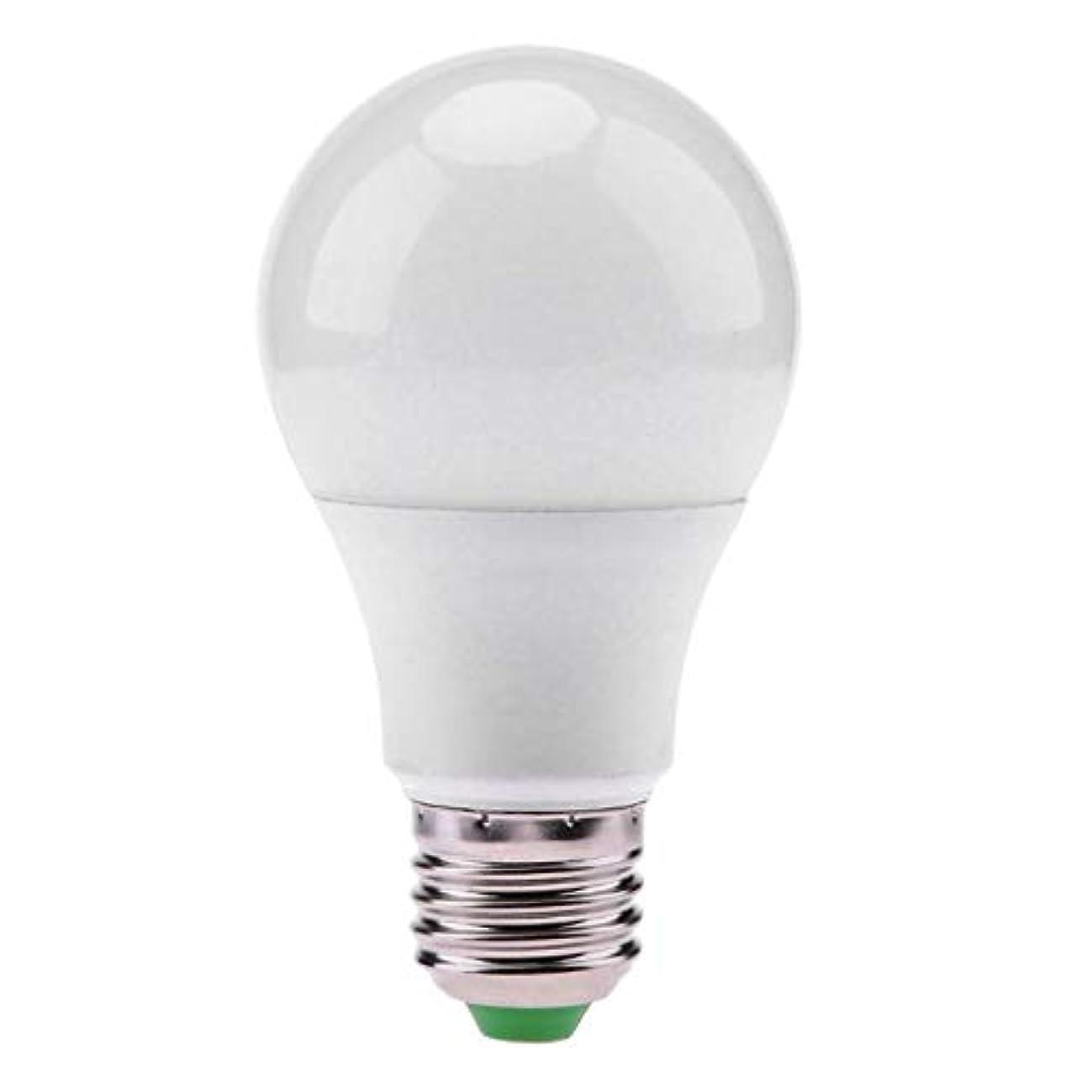 BIN BON - E27 9W 16 Colors RGB LED Bulb Lamp 220V LED Light 21 Keys Infrared Remote Control Corridor Light for Living Room