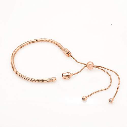 XNJHMS Plated Silver Bracelet Women