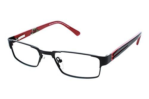 Nickelodeon Teenage Mutant Ninja Turtles Warrior Childrens Eyeglass Frames - Black