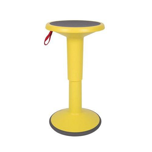 UPis1 Hocker Interstuhl Gelb. Das original über Büro Design Kruel.