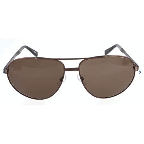 Ermenegildo Zegna Sonnenbrille EZ0030 Gafas de sol, Gris (Gr), 62.0 para Hombre