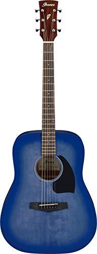 Ibanez PF18-WDB Guitarra acústica, Washed Denim Burst