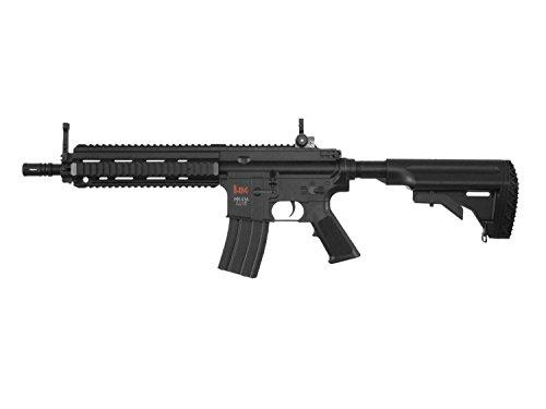 Eléctrica Airsoft - pistola rápida de fuego carabina HK 416C con las baterías, el barril de metal - espesor de 0,5 julios