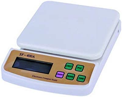 Octopus prime Advanced Electronic Kitchen Digital Weighing Scale with Capacity Upto 10000g (Multicolour)