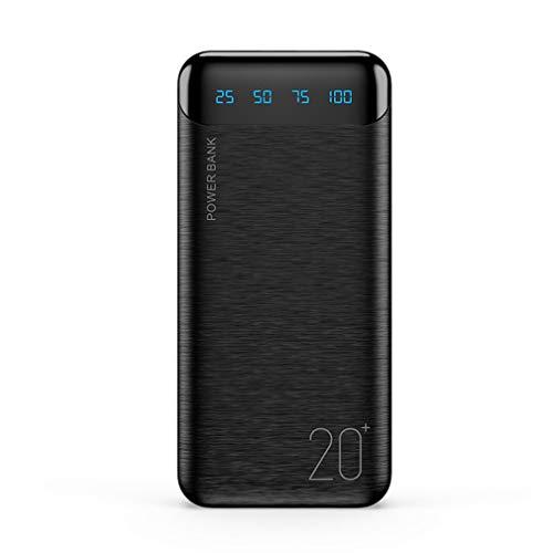 Banco de energía Universal portátil 20000mAh Batería...